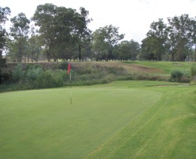 Muswellbrook Golf Club - Accommodation Adelaide
