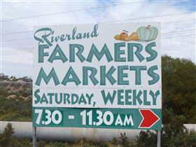 Riverland Farmers Market - Accommodation Adelaide
