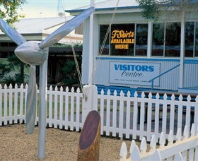 Charleville - Royal Flying Doctor Service Visitor Centre - Accommodation Adelaide