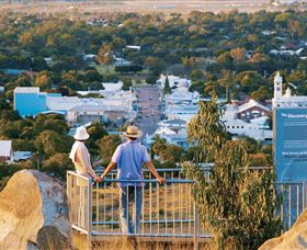 Towers Hill Lookout and Amphitheatre - Accommodation Adelaide
