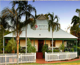 Matsos Broome Brewery and Restaurant - Accommodation Adelaide