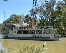 Wetlander Cruises - Accommodation Adelaide