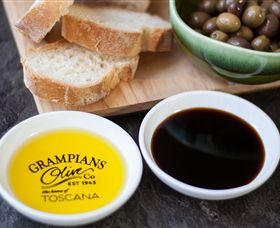 Grampians Olive Co. Toscana Olives - Accommodation Adelaide