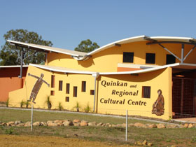 The Quinkan and Regional Cultural Centre - Accommodation Adelaide