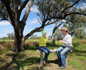 Restdown Wines and Walking Trail - Accommodation Adelaide
