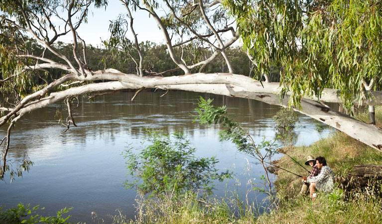 Murray Valley National Park - Accommodation Adelaide