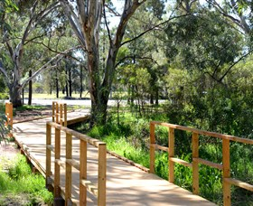 Green Corridor Walking Track - Accommodation Adelaide