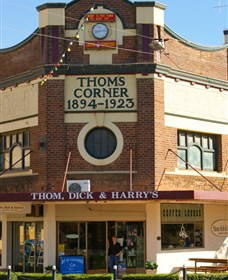 Thom Dick and Harrys - Accommodation Adelaide