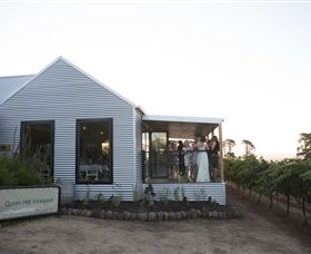Quoin Hill Vineyard - Accommodation Adelaide