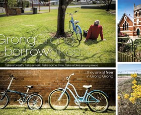 Grong Grong Borrow Bikes - Accommodation Adelaide