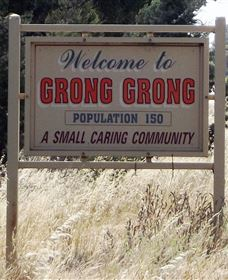 Grong Grong Earth Park - Accommodation Adelaide