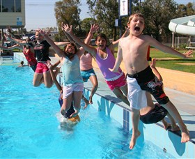 Dubbo Aquatic Leisure Centre - Accommodation Adelaide