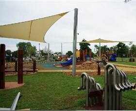 Livvi's Place Playground - Accommodation Adelaide