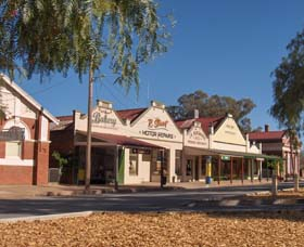 Ariah Park 1920s Heritage Village - Accommodation Adelaide
