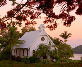 All Saints Chapel - Hamilton Island - Accommodation Adelaide