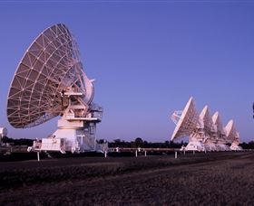 CSIRO Australia Telescope Narrabri - Accommodation Adelaide