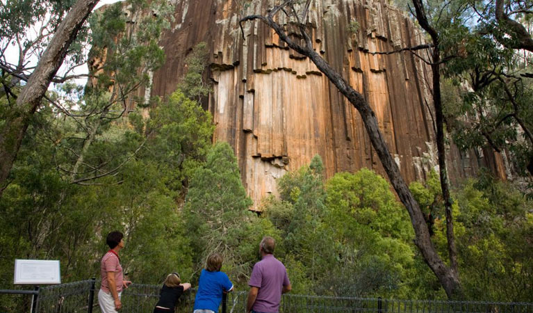 Sawn Rocks walking track - Accommodation Adelaide