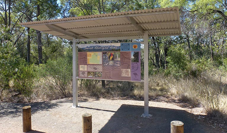 Deriah Aboriginal Information Bay - Accommodation Adelaide