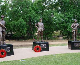 VC Memorial Park - Honouring Our Heroes - Accommodation Adelaide