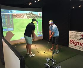 GolfTec - Accommodation Adelaide