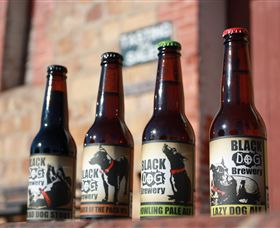 Black Dog Brewery - Accommodation Adelaide