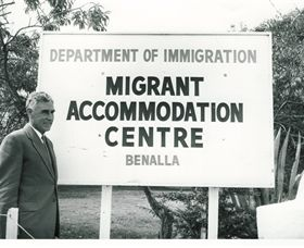 Benalla Migrant Camp Exhibition - Accommodation Adelaide