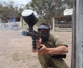 Hot Shots Paintball Skirmish - Accommodation Adelaide