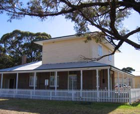 Restored Australian Inland Mission Hospital - Accommodation Adelaide