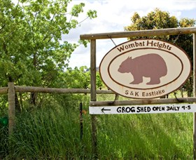 Wombat Heights Orchard and Grog Shed - Accommodation Adelaide