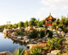 Lambing Flat Chinese Tribute Garden - Accommodation Adelaide