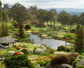 Cowra Japanese Garden and Cultural Centre - Accommodation Adelaide