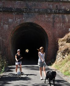 Cheviot Tunnel - Accommodation Adelaide