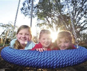 Oddies Creek Playspace - Accommodation Adelaide