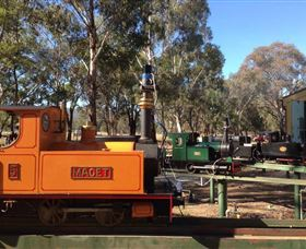 Mudgee Miniature Railway - Accommodation Adelaide
