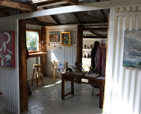 Tin Shed Gallery - Accommodation Adelaide