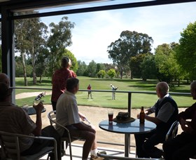 Queanbeyan Golf Club - Accommodation Adelaide