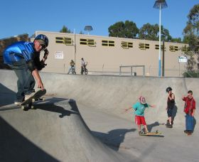 Goulburn Skate Park - Accommodation Adelaide