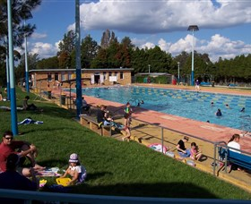 Goulburn Aquatic and Leisure Centre - Accommodation Adelaide