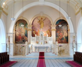 Sacred Spaces at the Sisters of Mercy Convent - Accommodation Adelaide