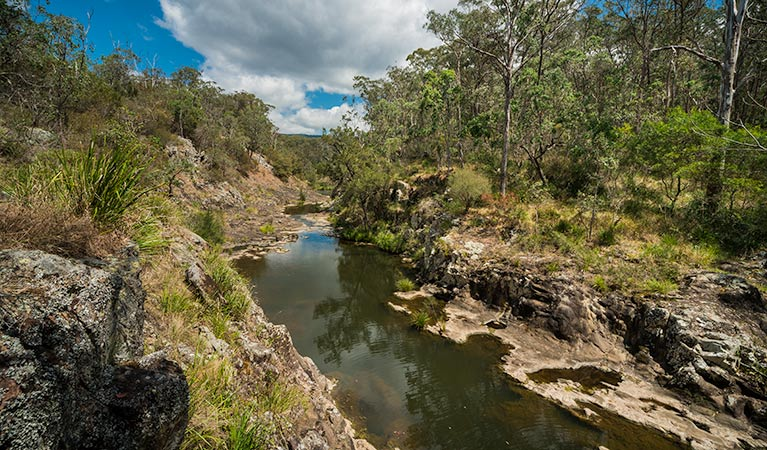 Koreelah National Park - Accommodation Adelaide