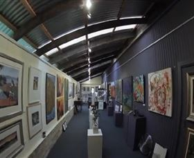 Purple Noon Gallery - Accommodation Adelaide