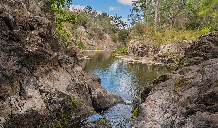 Gorge walking track - Accommodation Adelaide