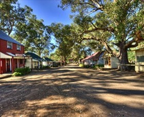 The Australiana Pioneer Village - Accommodation Adelaide