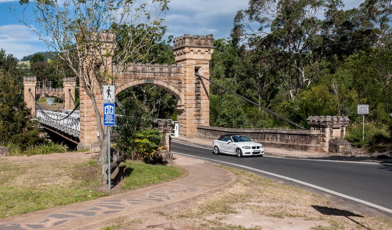 Coast to the Highlands scenic drive  Kangaroo Valley - Accommodation Adelaide