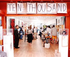 Ten Thousand Paces Gallery - Accommodation Adelaide