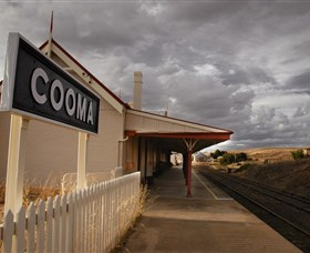 Cooma Monaro Railway - Accommodation Adelaide