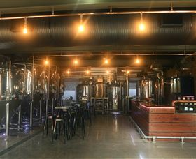 Pumpyard Bar and Brewery - Accommodation Adelaide