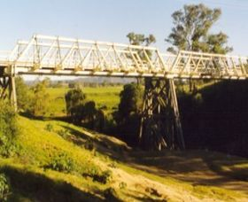 Vacy Bridge over Paterson River - Accommodation Adelaide