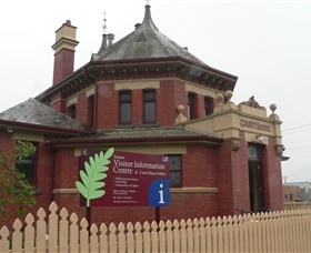 Yarram Courthouse Gallery Inc - Accommodation Adelaide
