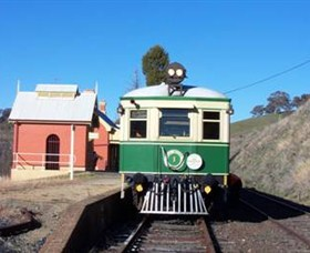 Paterson Rail Motor Museum - Accommodation Adelaide